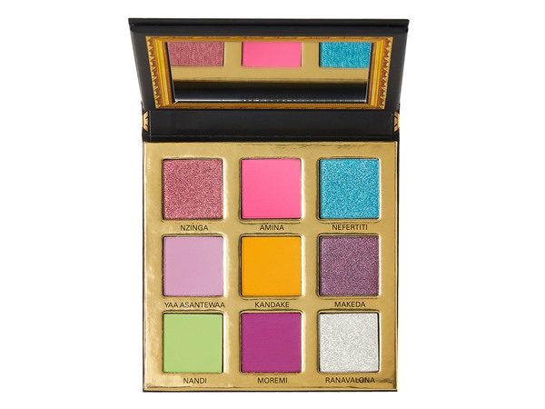 UOMA Beauty Queen To Be Mini Eyeshadow Palette