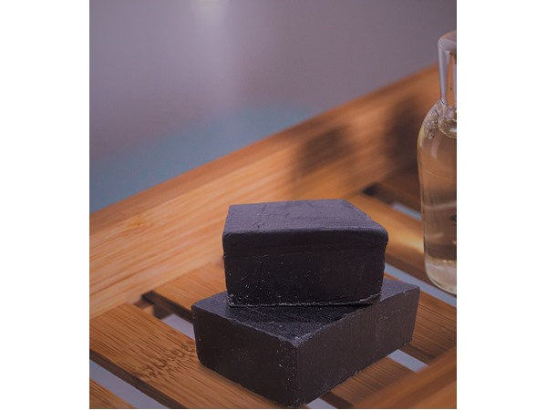 Purify and Glow Activated Charcoal and Liquorice Root Soap