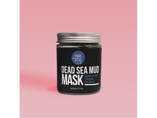 POREZEST Mineral Rich Dead Sea Mud Mask