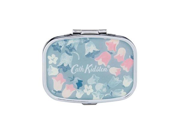 Cath Kidston Bluebell Compact Mirror Lip Balm
