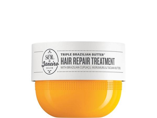 Triple Brazilian Butter Hair Repair Treatment