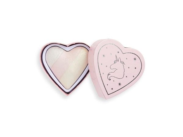 Unicorn Heart Glow Heart Highlighter