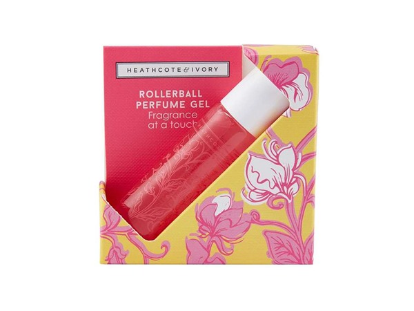 Heathcote & Ivory Sweet Pea & Honeysuckle Perfume Gel
