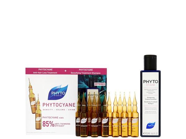 cyane Anti Hairloss Program