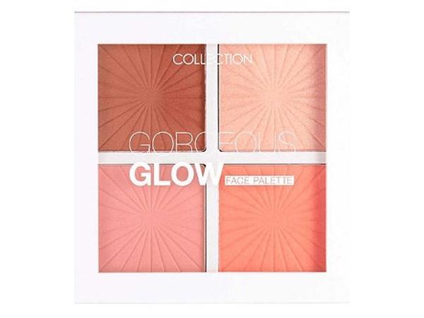 Collection Gorgeous Glow Face Palette Blush