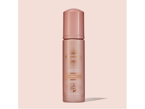 Bellamianta Luxury Tanning TANNING MOUSSE BY MAURA HIGGINS