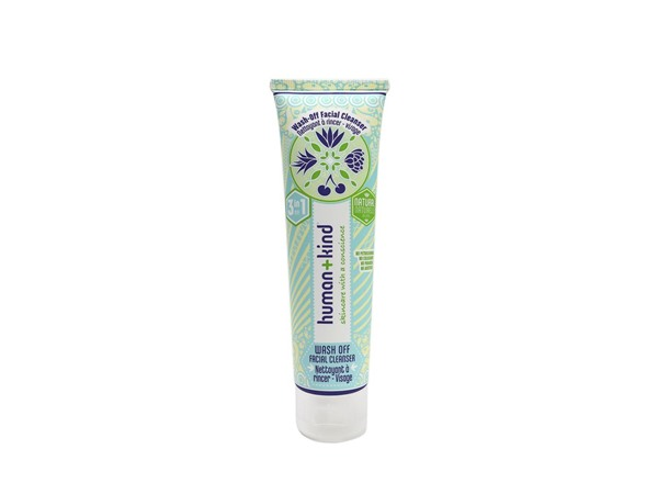 Human + Kind Wash off Facial Cleanser