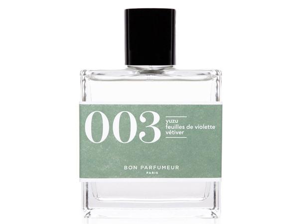 Bon Parfumeur 003 Yuzu Violet Leaves Vetiver Eau De Parfum