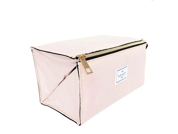 Open Flat Makeup Box Bag