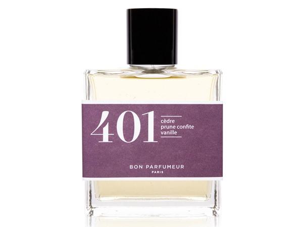 Bon Parfumeur 401 Cedar Candied Plum Vanilla Eau De Parfum