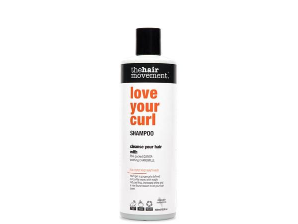 The Hair Movement Love Your Curl Shampoo