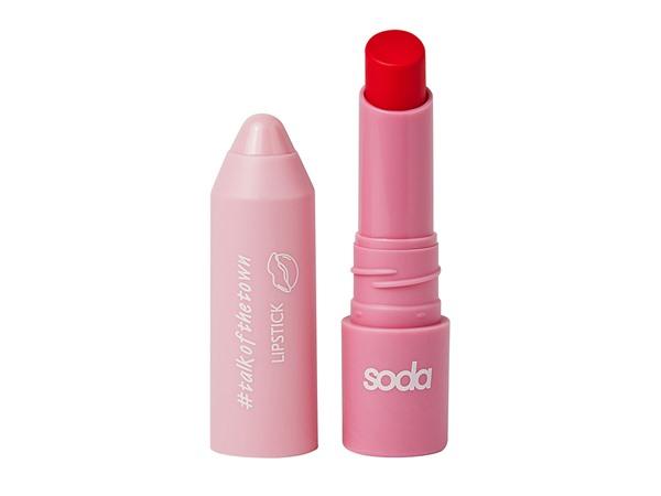 Soda #Talkofthetown Lipstick