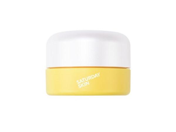 Saturday Skin Yuzu Vitamin C Bright Eye Cream