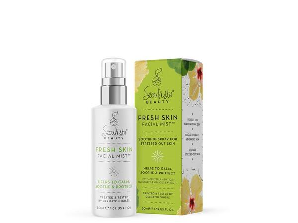 Seoulista Beauty Fresh Skin Facial Mist Spray