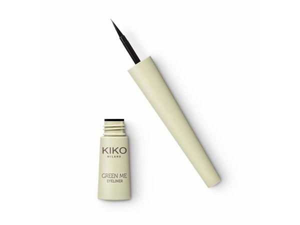 KIKO New Green Me Liquid Eyeliner Black