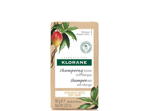 Klorane Mango Solid Shampoo Bar