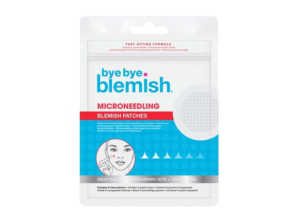 Bye Bye Blemish Microneedling Blemish Patch