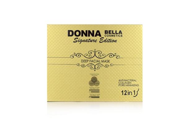 Donna Bella Gold Face Mask