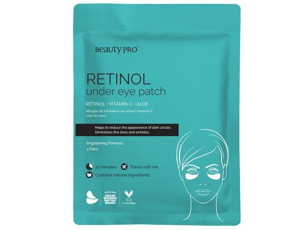 Beauty Pro Retinol Under Eye Patch Under Eye Masks
