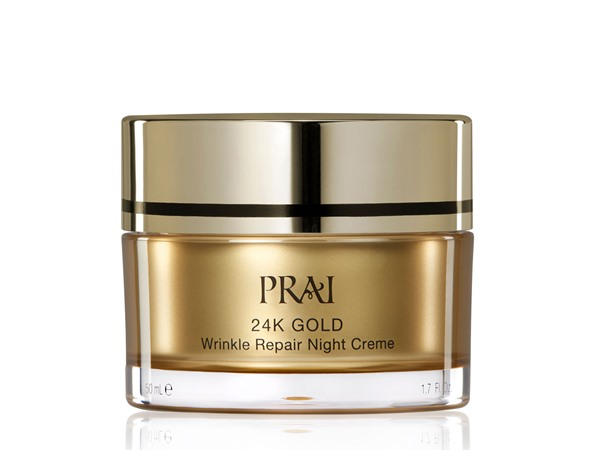 Prai Beauty 24K Gold Wrinkle Repair Night Crème