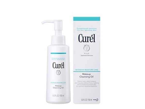 Curel Cleansing Oil  For Dry, Sensitive Skin