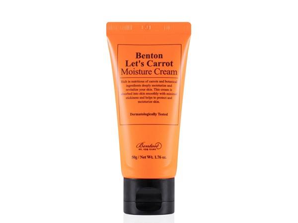 Benton Let's Carrot Moisture Cream