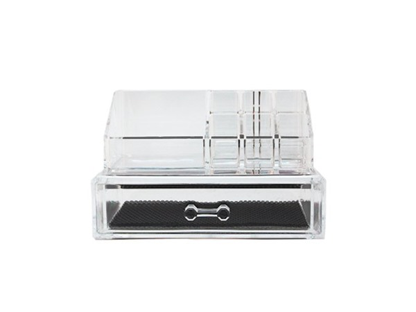 UNIQ Makeup Organizer With 1 Drawer And 10 Spaces
