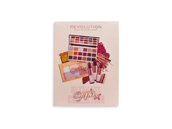 Revolution Makeup  X Soph Ultimate Collection