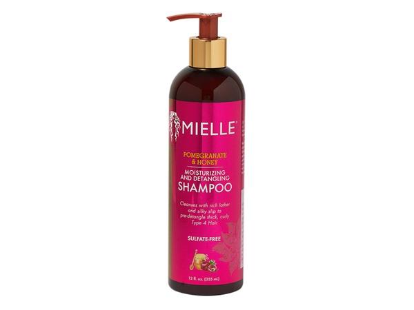 Mielle Organics Pomegranate & Honey Moisturizing And Detangling Shampoo