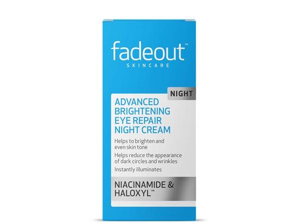 Fade Out Advanced Brightening Eye Repair Night Cream