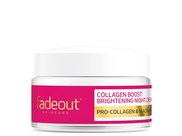 Fade Out Collagen Boost Night Cream