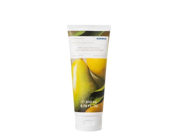 Korres Bergamot Pear Body Smoothing Milk