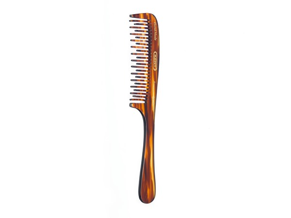 Kent Brushes Curved Double Row Detangling Comb 200Mm - A21T