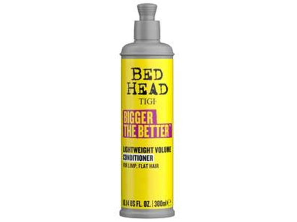 Bed Head Wash And Care Bigger The Better Lightweight Volume Conditioner For Fine Hair