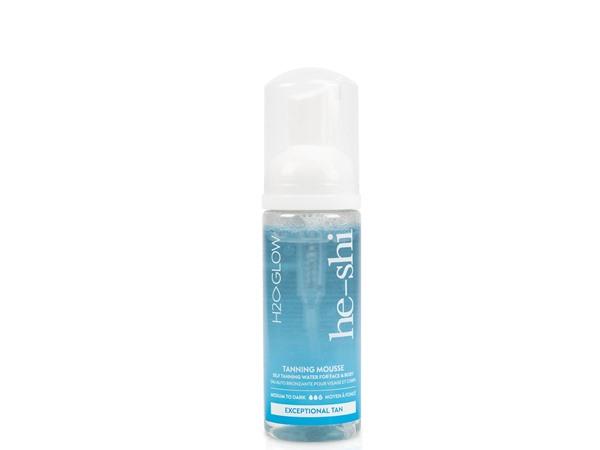 He-Shi H2O Glow Tanning Mousse