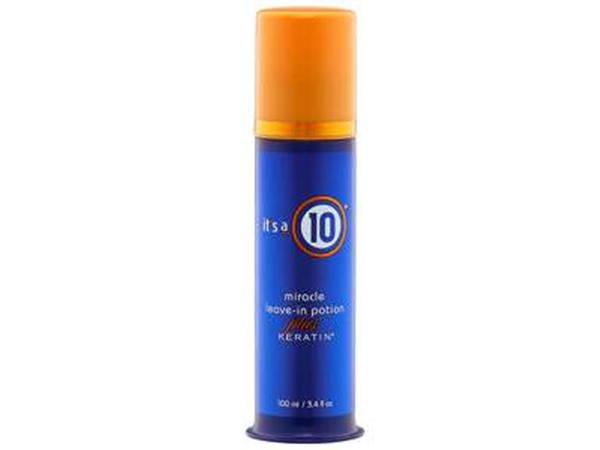 It's a 10 Keratin Collection Miracle Leave-In Potion Plus Keratin