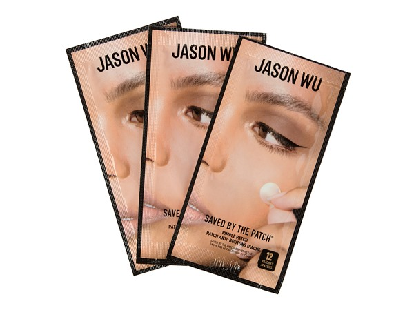 Jason Saved By The Patch Pimple Patch