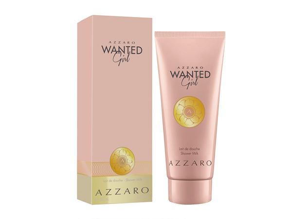 Azzaro Wanted Girl Eau De Parfum Shower Milk