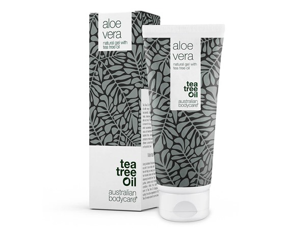 Australian Bodycare Aloe Vera Gel From  - Cooling Gel To Relieve Itching. For Irritated Skin, Sunburns And Scratches Body Care