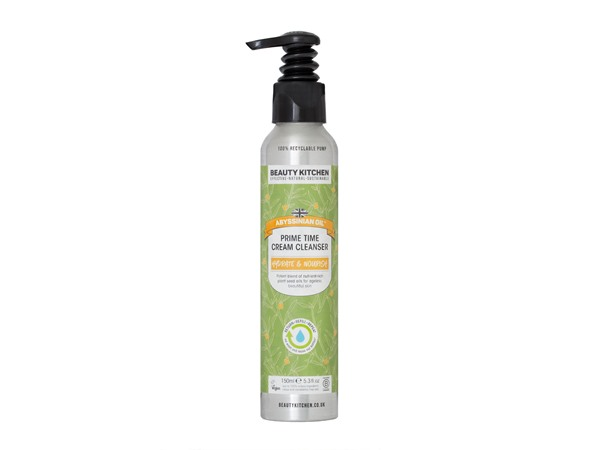 Beauty Kitchen Abyssinian Oil Cream Cleanser