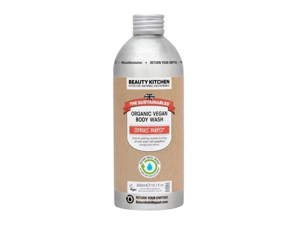 Beauty Kitchen Citrus Burst Organic Body Wash