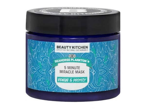 Beauty Kitchen Seahorse Plankton+ 5 Minute Miracle Mask
