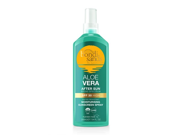 Aloe Vera After Sun Lotion Spray Spf30