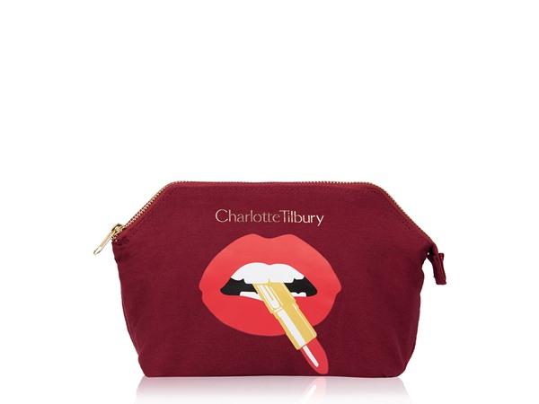 Hot Lips 2 Make Up Bag