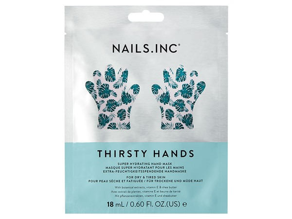 Nails.Inc Thirsty Hands Hand Mask