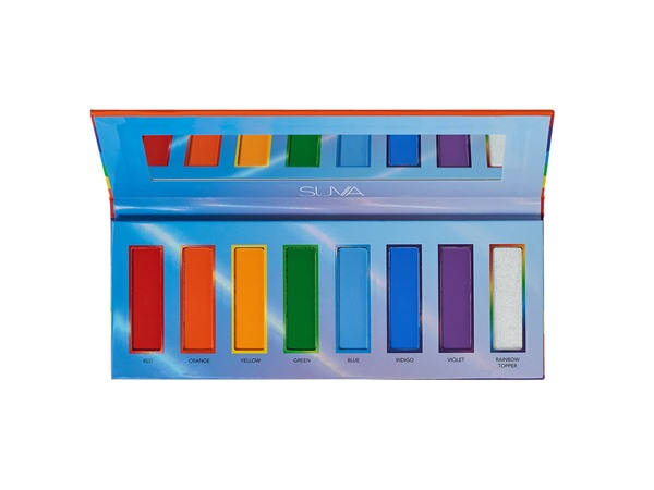 SUVA Beauty We Make Rainbows Jealous™ Palette
