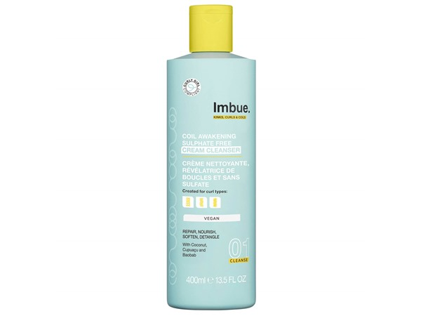 Imbue Coil Awakening Cream Cleanser