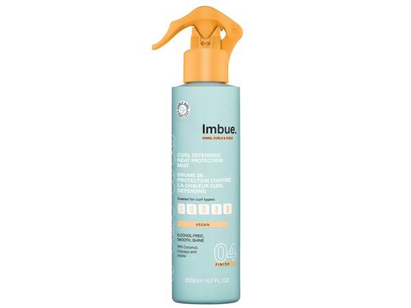 Imbue Curl Defending Heat Protection Mist