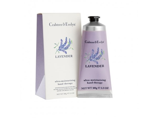 Crabtree & Evelyn Lavender Ultra-Moisturising Hand Therapy
