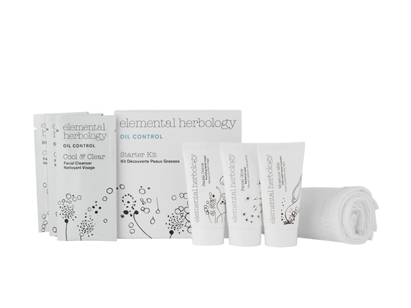 Elemental Herbology Oil Control Starter Kit